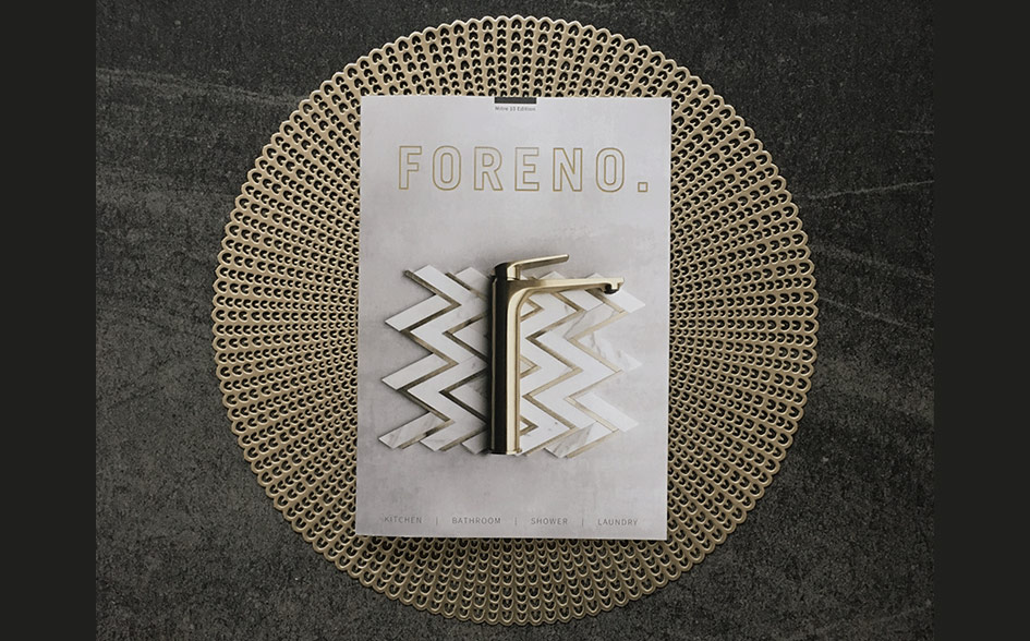 FORENO catalogue for Mitre 10 stores